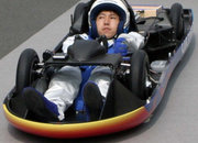 Panasonic breaks world speed record for AA battery powered car - photo 3