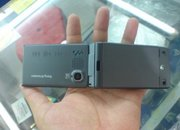 """""""Spy"""" picture of Sony Ericsson Walkman clamshell - photo 2"""