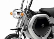 Yamaha launches glow-in-the-dark electric scooter with iPod dock - photo 1
