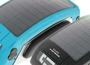 Boblbee iPod case doubles as handy solar charger  - photo 1