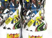 "Superhero shoes: Ubiq Fatima ""Batman"" sneakers  - photo 1"