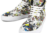 "Superhero shoes: Ubiq Fatima ""Batman"" sneakers  - photo 3"