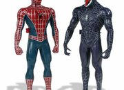 Spider-Man and Venom walkie-talkies  - photo 2