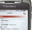 Vodafone BlackBerry Curve 8310 launches in UK - photo 1