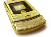 Amosu - the 24-carat gold plating mobile phone service  - photo 5