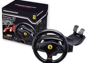 Thrustmaster launches Ferrari licensed GT Experience racing wheel - photo 2