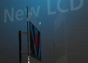 IFA 2007: Sharp unveils prototype super-thin LCD TV - photo 2