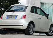 Fiat 500 smallest car to achieve 5-star safety - photo 3