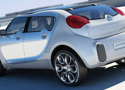 Citroen shows of C-Cactus concept car - photo 3