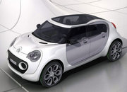 Citroen shows of C-Cactus concept car - photo 4