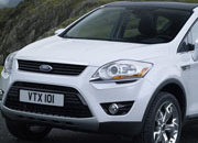 Ford brings new crossover SUV to Europe - photo 1