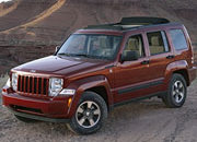 Jeep Cherokee arriving in 2008 - photo 1