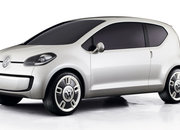 VW unveils tiny concept car - photo 2