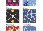 "Geek ""insignia"" ties from ThinkGeek - photo 2"