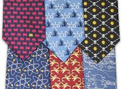 "Geek ""insignia"" ties from ThinkGeek - photo 3"