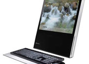 Gateway One: all-in-one metallic desktop PC - photo 2