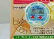 Hamster pedometer launches in Japan  - photo 1