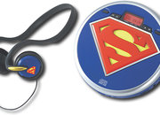 Superman personal CD player  - photo 2