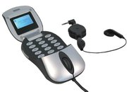 Lindy launches VoIP phone mouse  - photo 2