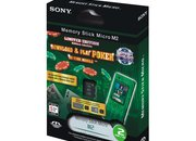 Sony offers special edition Poker-themed memory  - photo 2