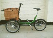 Feetz: bike, shopping trolley and child carriage launches in UK - photo 2