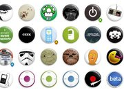 Prickie badge buttons for geeks  - photo 2