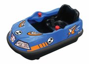 Mini electric bumper cars for kids - photo 2