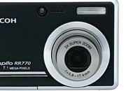 Ricoh RR770 digital camera announced - photo 1