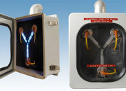 Flux Capacitor replica goes on pre-order  - photo 2