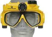 Underwater digital camera mask to launch - photo 1