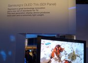 CES 2008: Samsung's 31-inch OLED television - photo 3