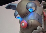 CES 2008: A look at WowWee's Wrex the Dawg  - photo 1