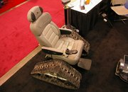 CES 2008: Tank Chair; the mother of all wheelchairs - photo 2
