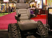 CES 2008: Tank Chair; the mother of all wheelchairs - photo 3
