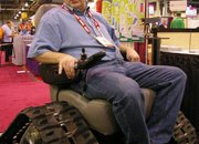 CES 2008: Tank Chair; the mother of all wheelchairs - photo 4