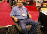 CES 2008: Tank Chair; the mother of all wheelchairs - photo 5