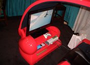 CES 2008: PlayPod gaming chair gets CES debut  - photo 3
