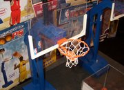 "CES 2008: Electronic ""Shootin' Hoops""  - photo 3"