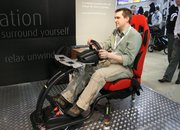 £13,500 D-Box game chair brings real-life racing to the PC - photo 5