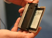 Readius e-paper phone shown off at MWC  - photo 3