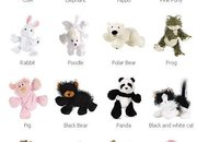 Webkinz toys - complete with online avatar - photo 3
