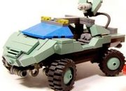 Lego Halo being built now - photo 1