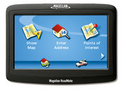 CeBIT 2008: Magellan's 1400 RoadMate series gets Euro launch - photo 2