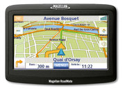 CeBIT 2008: Magellan's 1400 RoadMate series gets Euro launch - photo 3