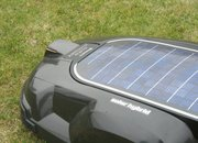 Husqvarna solar powered automatic lawnmower launched - photo 2