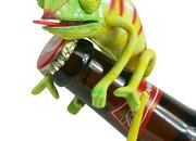 Novelty USB chameleon lizard  - photo 1