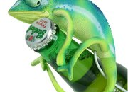 Novelty USB chameleon lizard  - photo 3