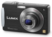 Panasonic launches Lumix DMC-FX500 - photo 2