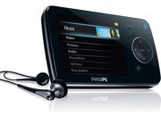 "Philips GoGear SA52 ""portable audio video player"" launches  - photo 3"