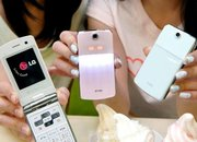 LG offers phones inspired by ice-cream - photo 1